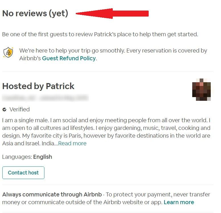 Airbnb Host No Review_censored