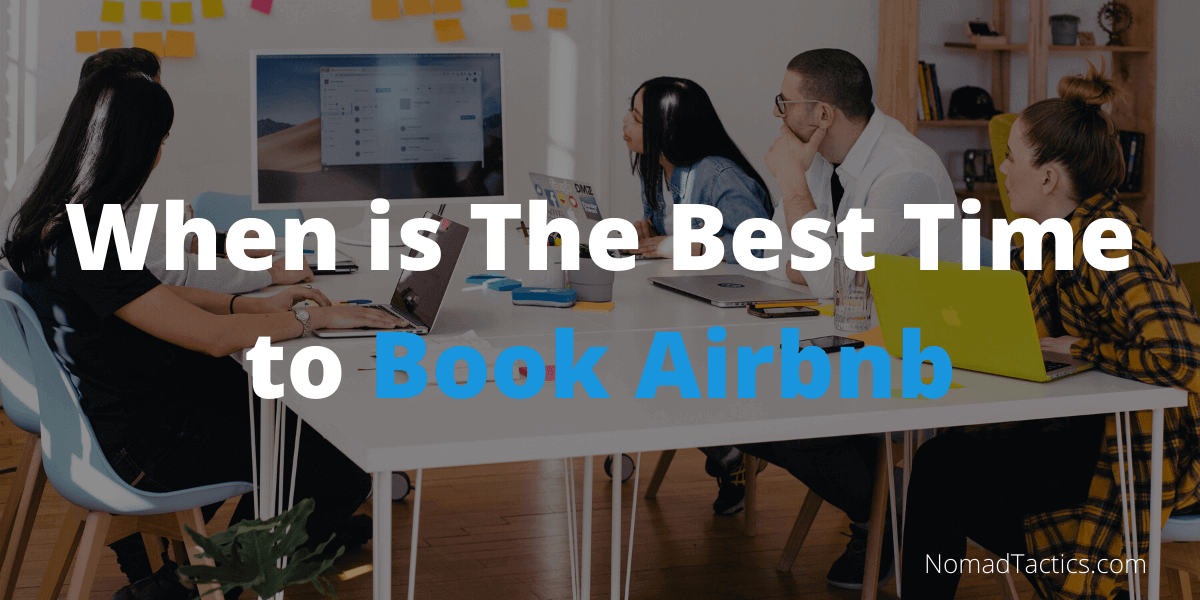 Best Time to Book Airbnb